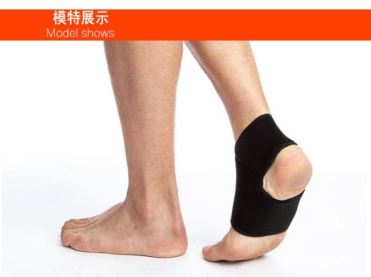 东莞运动护具厂家 护脚踝 防扭伤护脚踝 厂家加工定制示例图3