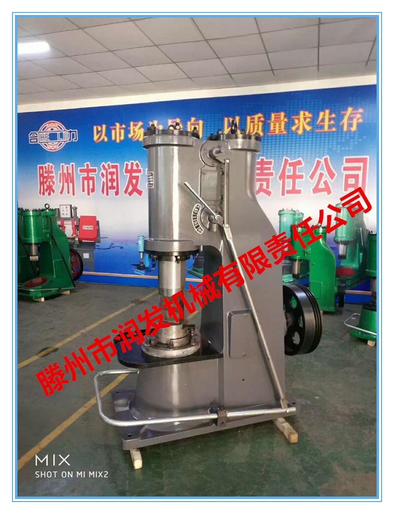 免打地基空气锤 单体打铁空气锤 100公斤空气锤 安装非常简单示例图1