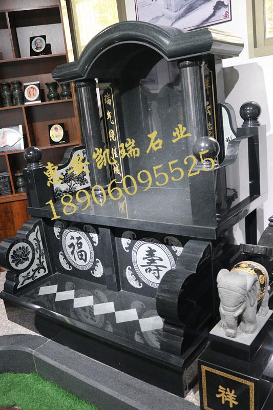 国内传统惠安豪华墓碑订做艺术豪华碑家族墓碑厂家直销示例图10