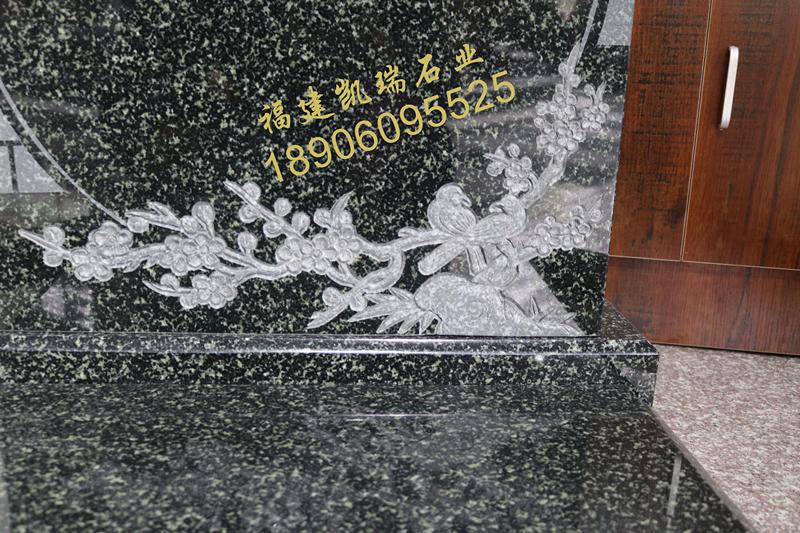 公墓艺术墓碑 墓碑厂家直销墓碑 个性化艺术墓碑可定制示例图3
