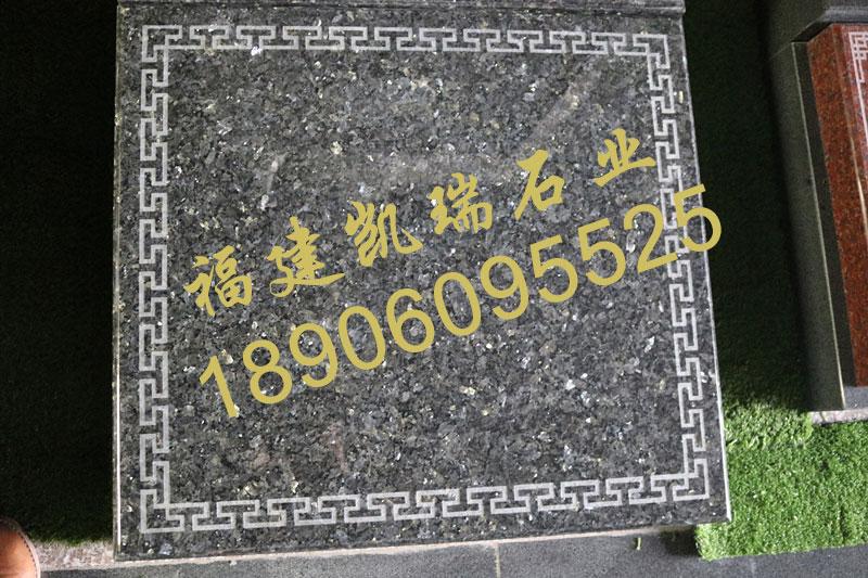 云南墓碑厂家直销小型艺术墓碑 瓷画艺术墓碑 节地生态墓碑示例图5