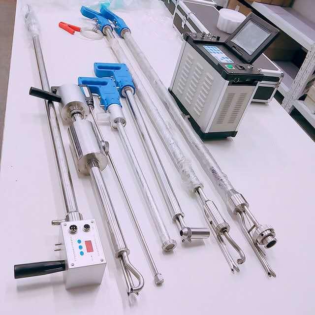 多功能 全自动烟尘测试仪LB-70C示例图3