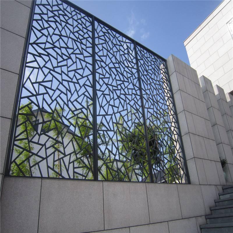 厂家多样化选择:铝合金防盗窗花_中式仿古铝窗花示例图1