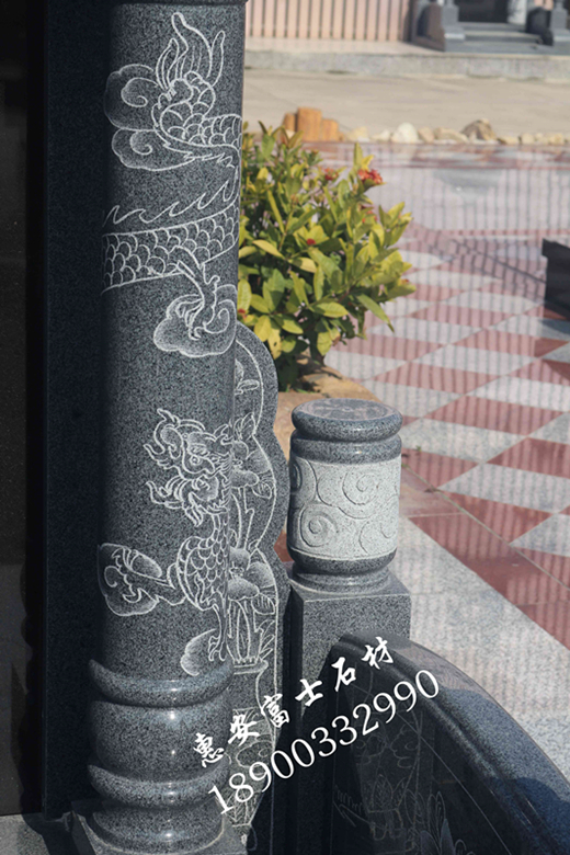 贵州墓碑热销款式 厂家直销贵州普定墓碑 贵州安顺墓碑示例图4