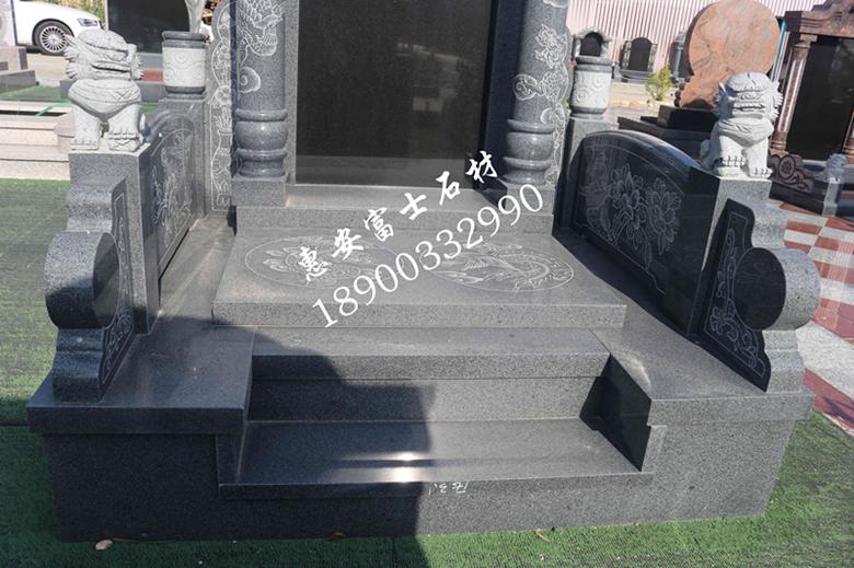 贵州墓碑热销款式 厂家直销贵州普定墓碑 贵州安顺墓碑示例图9
