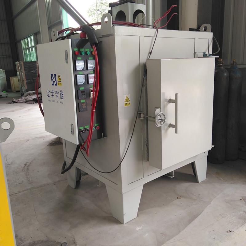 广东东莞 箱式电阻炉 马弗炉 箱式热处理电阻炉 小型热处理工业炉示例图3