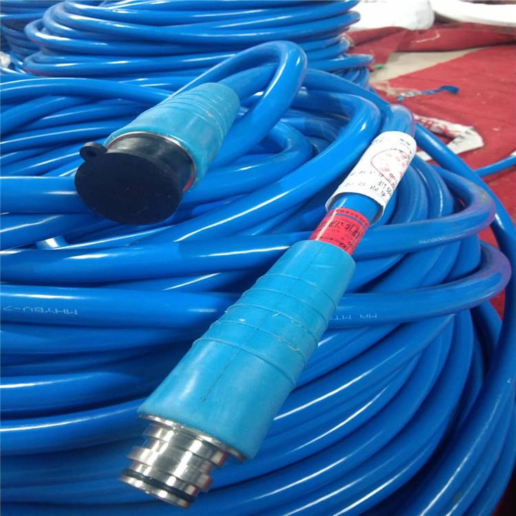 七芯拉力电缆 MHYBV-7-2 MHYVP32 MHYVPBV示例图1