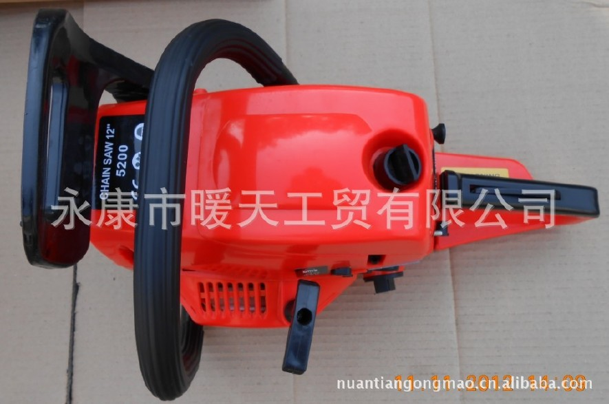 厂家直销,高品质,高性能二冲汽油锯5200