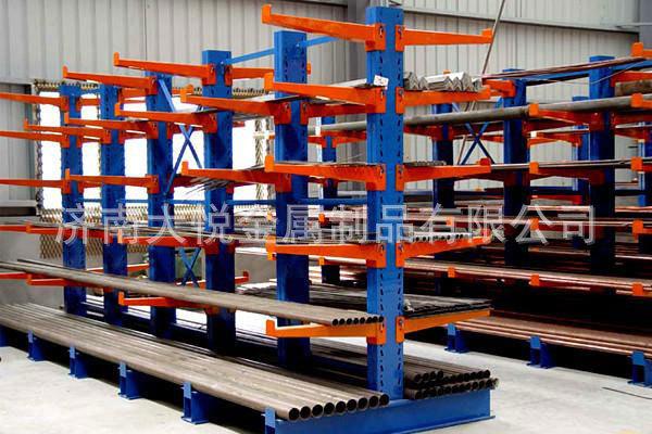 濟南懸臂式 貨架倉庫貨架 模具貨架 專業品質  優質供應商