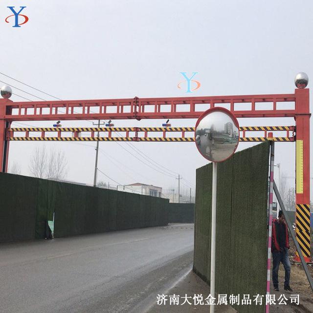 升降固定龍門架   濟南大悅金屬  大型公路  液壓式高速公路  龍門架