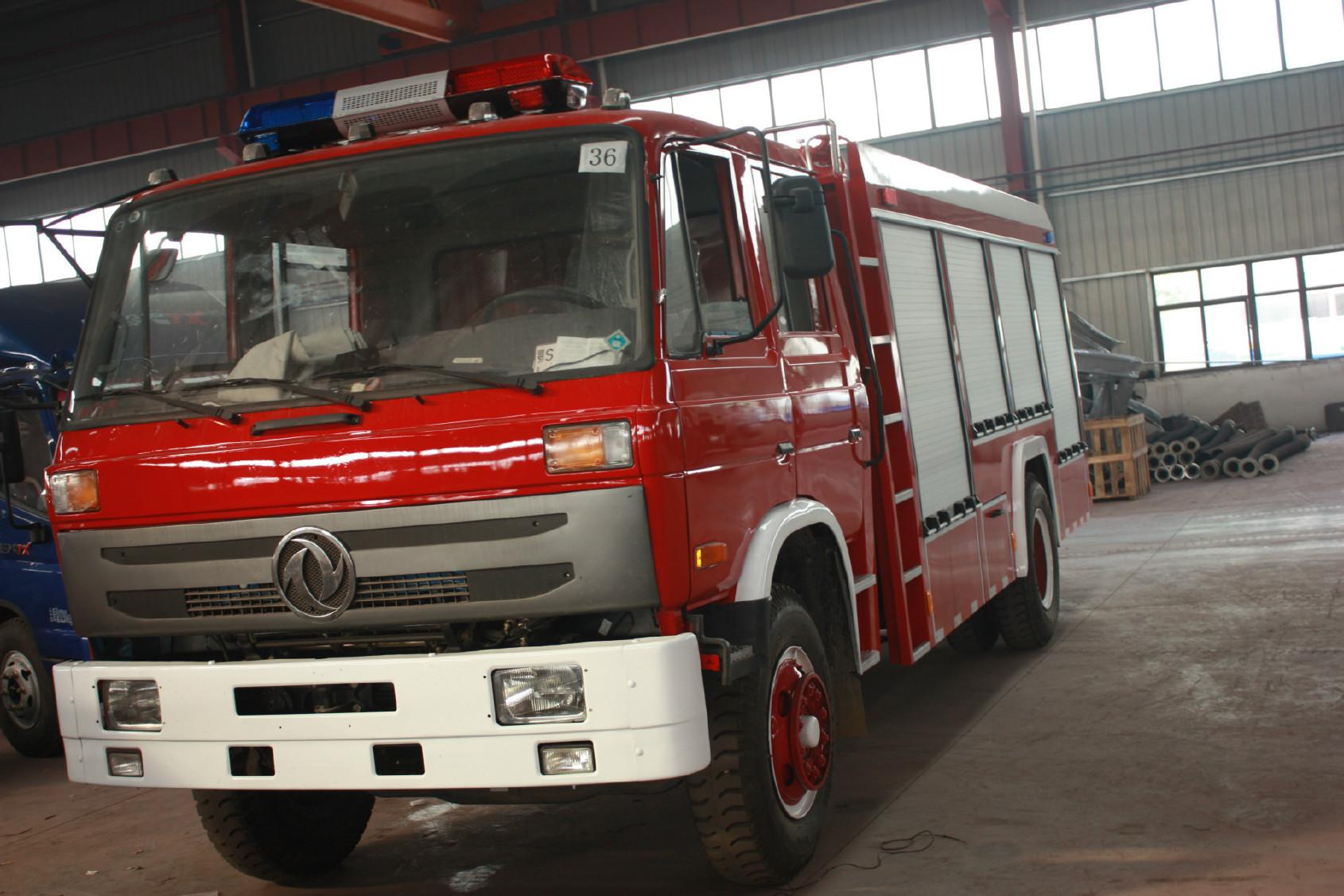 山东省举高喷射消防车有卖?厂家直销泡沫消防车,买图片