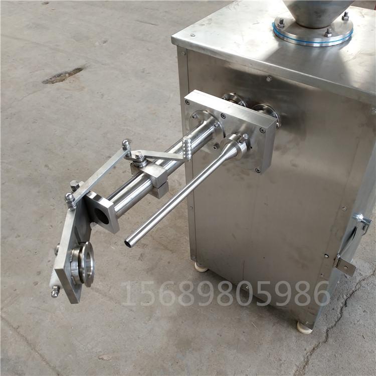 气动定量扭结灌肠机 自动打结灌肠机 气动灌肠机 香肠机示例图8