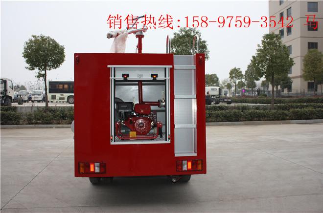黄冈庆铃举高喷射消防车,抢险救援消防车图片