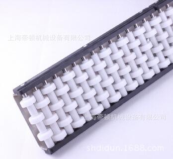 标准供应三排直线滚珠护栏输送配件 经济实惠