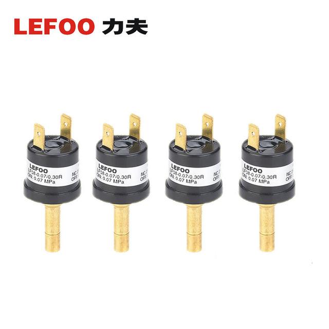 LEFOO LF08空壓機自動氣壓開關 氣泵壓力控制器 水油壓檢測開關圖片