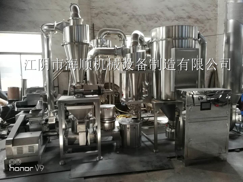 黄豆磨粉机,百合粉碎机,WFJ超细微粉碎机