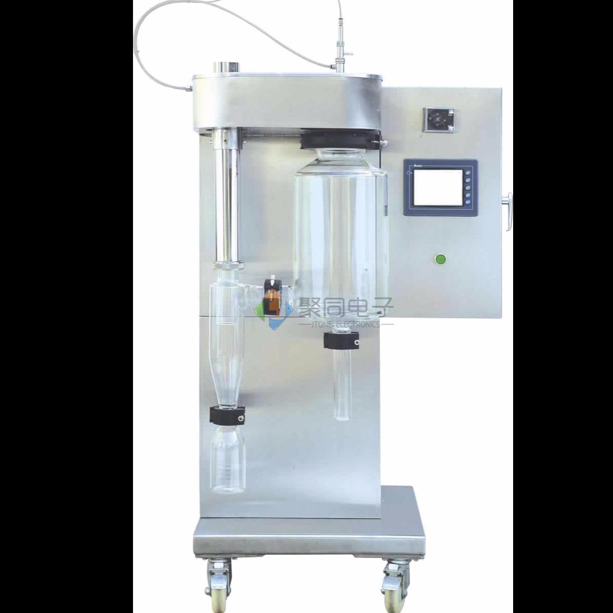 实验室小型喷雾干燥机的操作使用及安装调试图片