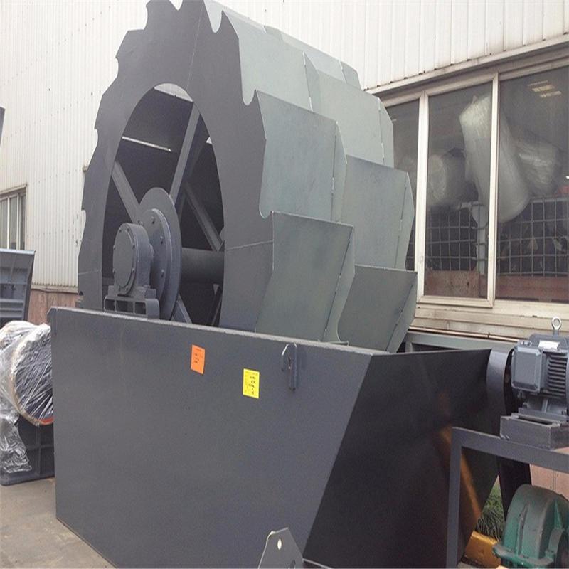 移动式柴油机筛沙设备  水洁环保  采砂制砂机械套件