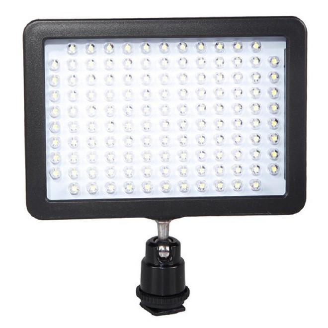 厂家批发W-126专业LED摄像灯 补光灯影视婚庆新闻采访灯摄影器材图片