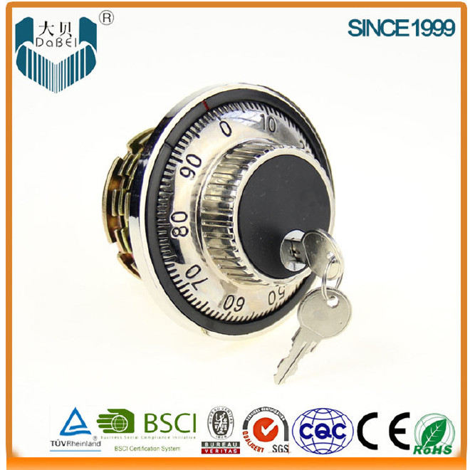 厂家直销DB大贝989-4密码锁,对号锁,保险柜密码锁,保险柜配件