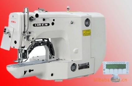 电脑高速打结机 工业打枣机 工业缝纫机 套结机报价  套结机价格