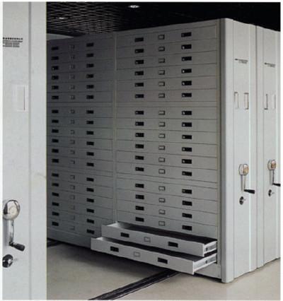底图密集柜 银龙底图密集柜 苏州底图密集柜