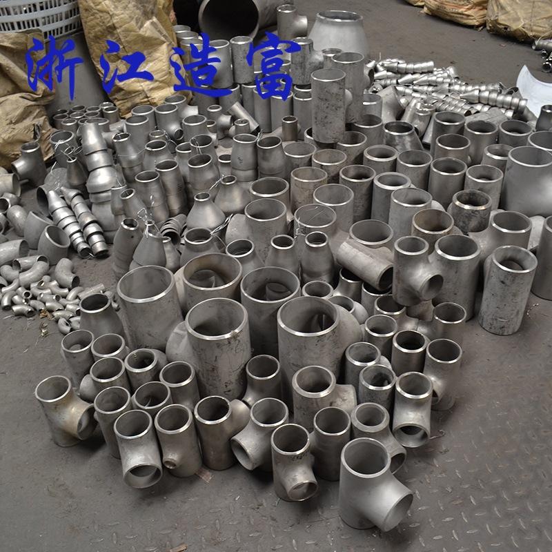 应不锈钢锻制承插焊接四通 碳钢焊接十字通 钢制承插焊三通四通示例图7