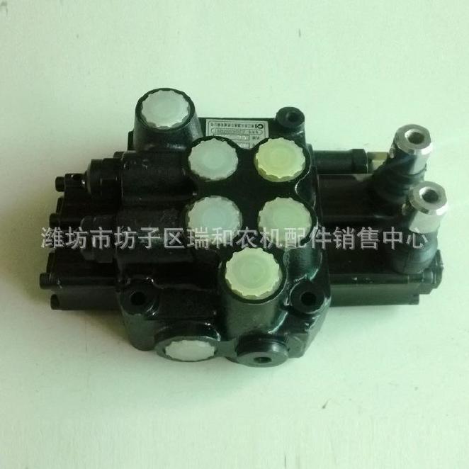 雷沃殴豹拖拉机多路阀   收藏商品 优质液压阀产品-te254图片
