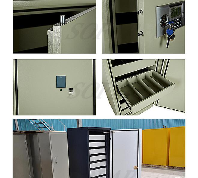 防磁柜大型 介质柜 光盘柜 录像带柜 无锡防磁柜厂家 批发示例图9