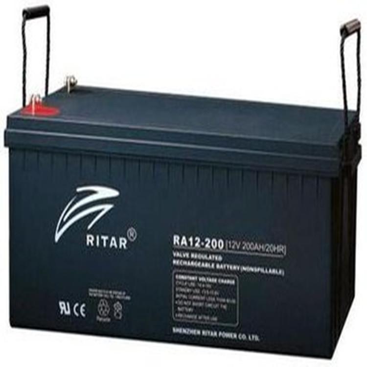 深圳瑞达蓄电池 RITAR蓄电池 DG12-65/12V6 H 铅酸 固定型蓄电池示例图1