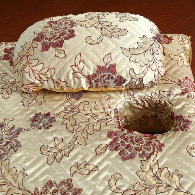 新品 美容床罩四件套 美体按摩床罩 美容院纯棉床上用品支持定做示例图7