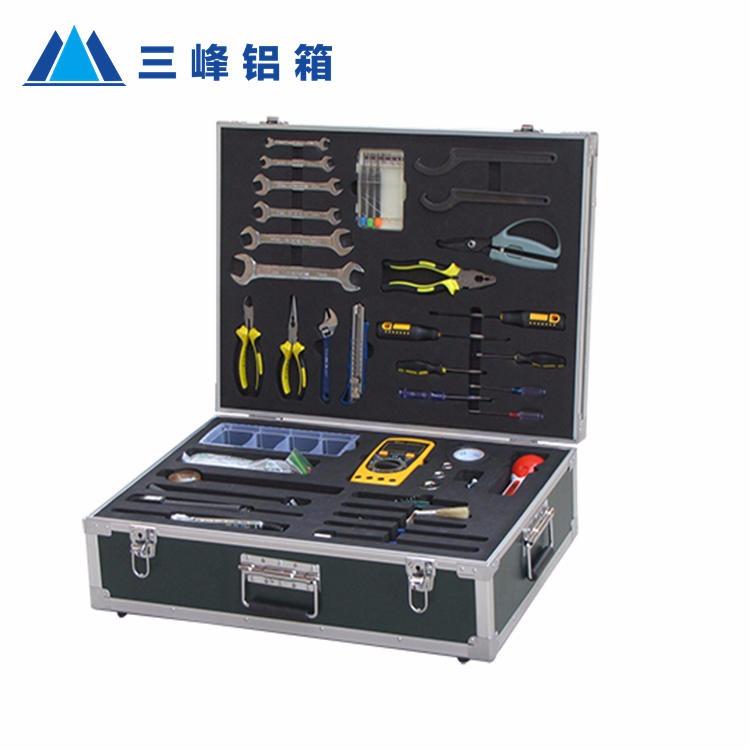 长安三峰,承重型铝工具箱,维修工具箱,多功能工具箱,拉杆工具箱