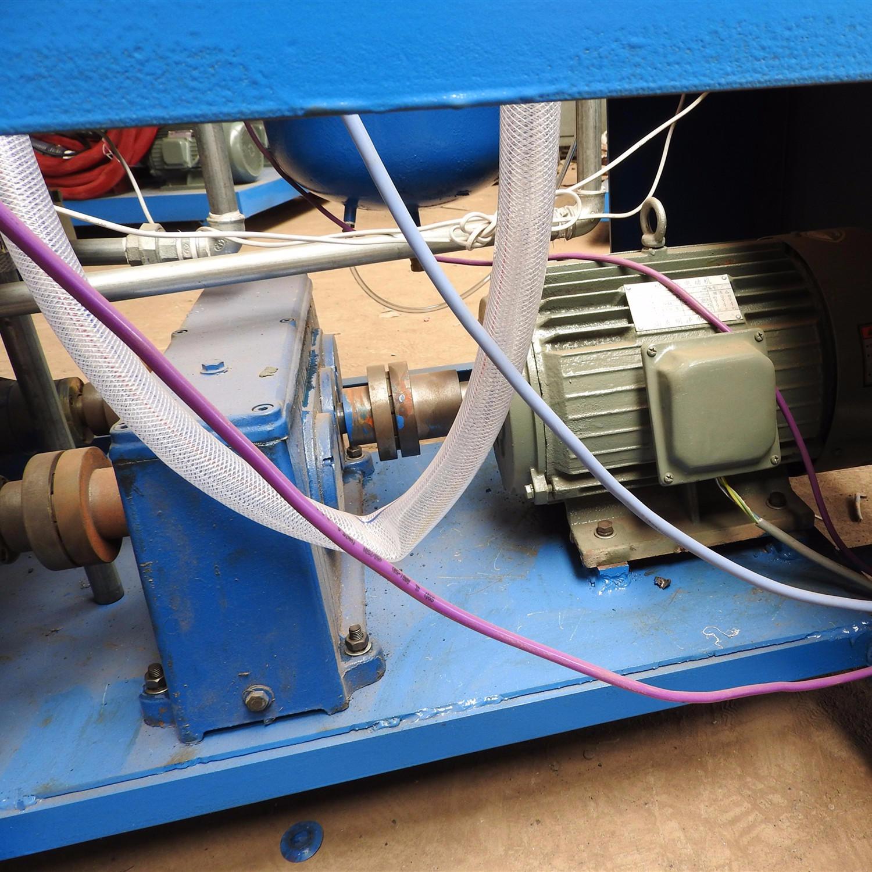 彭澜重工 小型聚氨酯发泡机 冷库板喷涂设备低压发泡机 双组分喷涂一体机