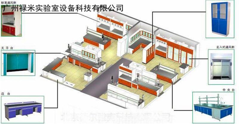 江门实验室规划设计与施工,洁净实验室,实验室净化工程 根据不同的实验性质,来选择不同的材料去适应实验室特殊的环境