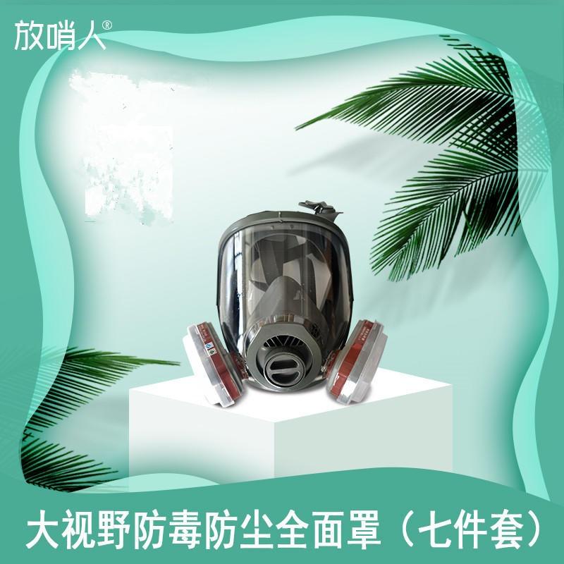 诺安防毒全面具    NAMJ02 大视野防毒全面罩