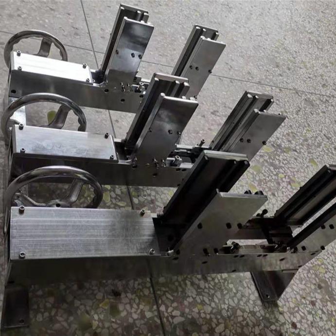 变压器插片机 EI-66 插片机 晟华  厂家供应