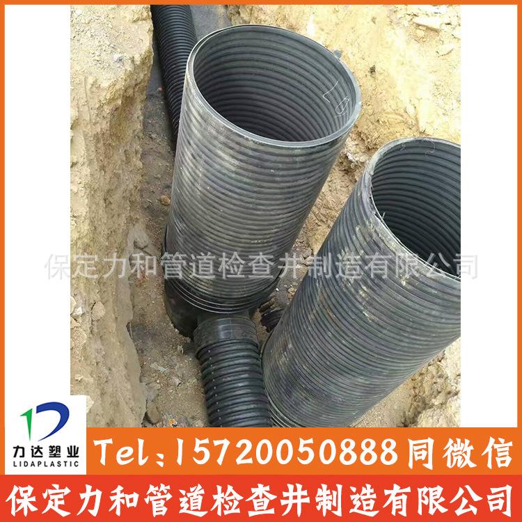 塑料检查井生产厂家 dn1000mm检查井示例图14