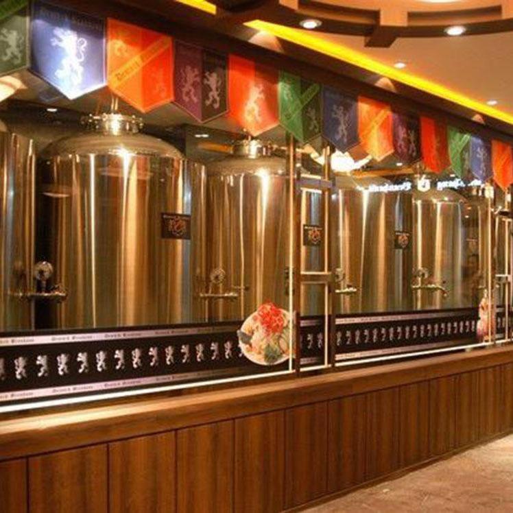 500L小型精酿啤酒设备加?#25628;?#25321;郑州麦德氏