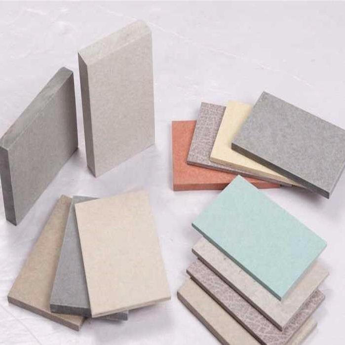 通体纤维水泥板 彩色纤维水泥板 美岩水泥板