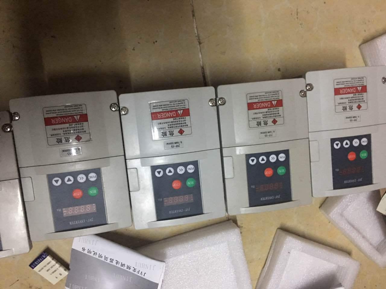 廠價直銷變頻器主機調速控制器切袋機變頻器