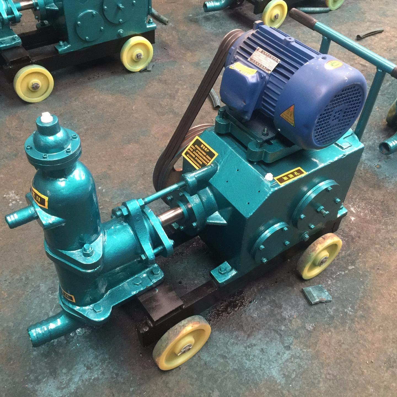 精恒单缸注浆泵BW50-3,60-5    密封性好、压力大、维修简单