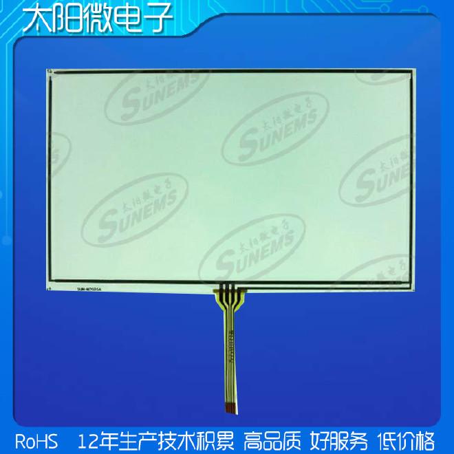 供應SUNEMS電阻觸屏 點讀機電子詞典觸摸屏 低價批發觸控產品