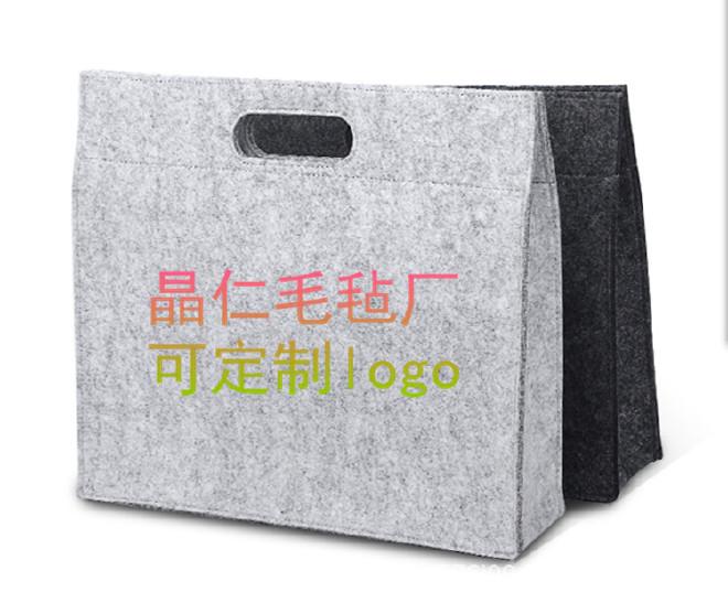 电脑包13.3手提笔记本内胆包14寸15.6毛毡包男女通用可定制logo示例图4