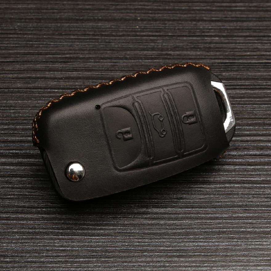 专用于长安逸动cs75睿骋cs35汽车钥匙包致尚xt新奔奔悦翔v7真皮套