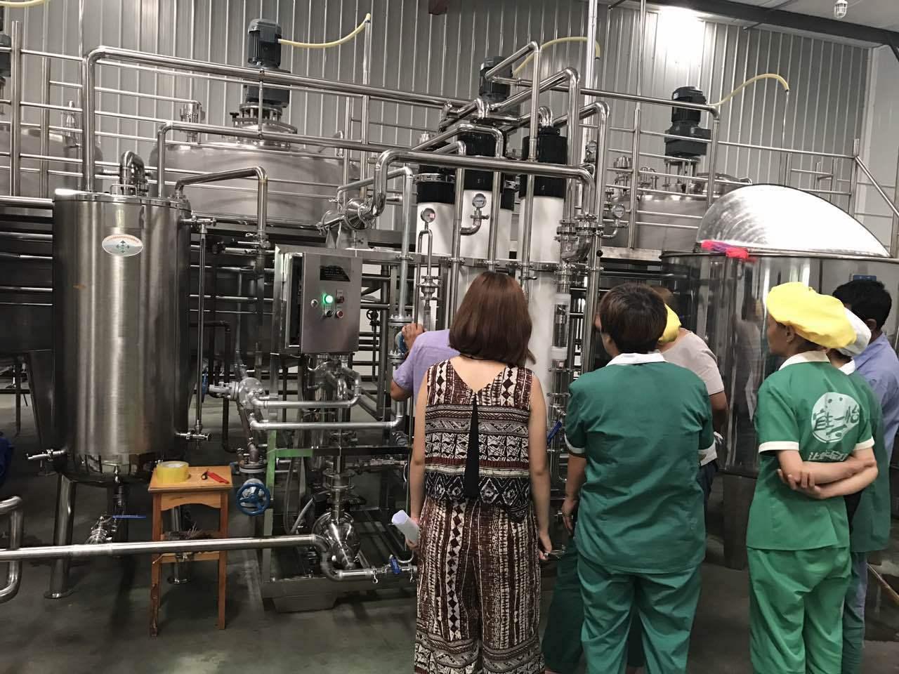 全自动反渗透水处理设备 净水器 纯净水生产设备示例图5