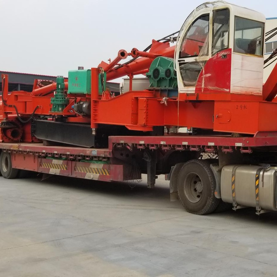 32米步履螺旋钻机参数 中原钻机厂供应