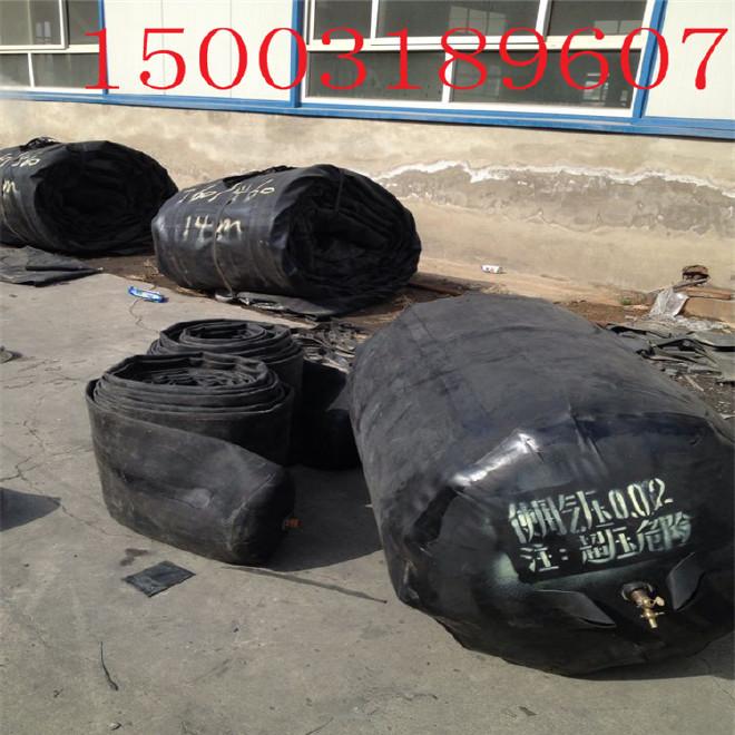 八角形橡胶气囊 充气芯模 预制空心板模板 橡胶气囊内模生产厂家