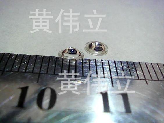 超低价供应小直径最小直径仅1MM放大镜片显微镜片LED透镜片2835透镜片5050透镜片红外线人脸识别用透镜片