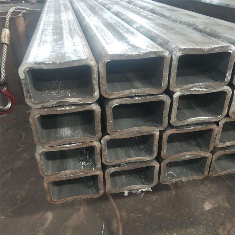 大口径方矩管 方管厂家 Q345B厚壁无缝方管 正海 方矩管切割定尺