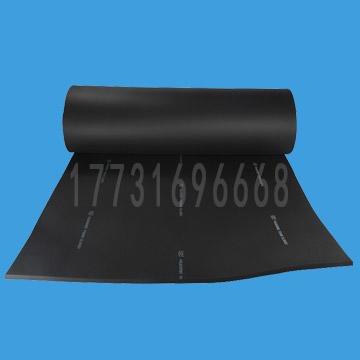 华美橡塑板B1级隔热难燃吸音减震橡塑发泡板, 防腐高密度阻燃橡塑厂家